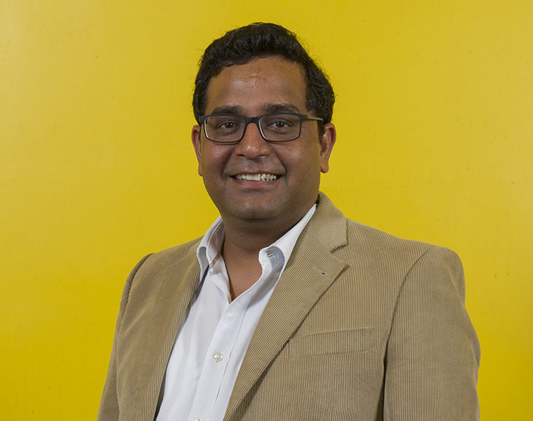 Vijay Shekhar Sharma