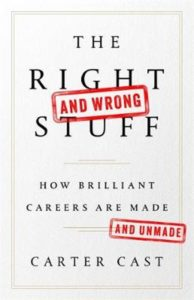 The right and wrong stuff by carter cast