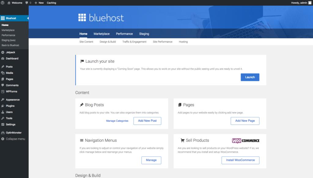 bluehost 8