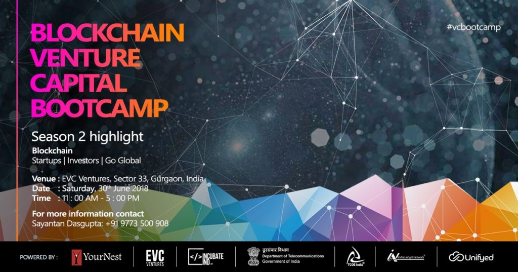 blockchain venture capital bootcamp