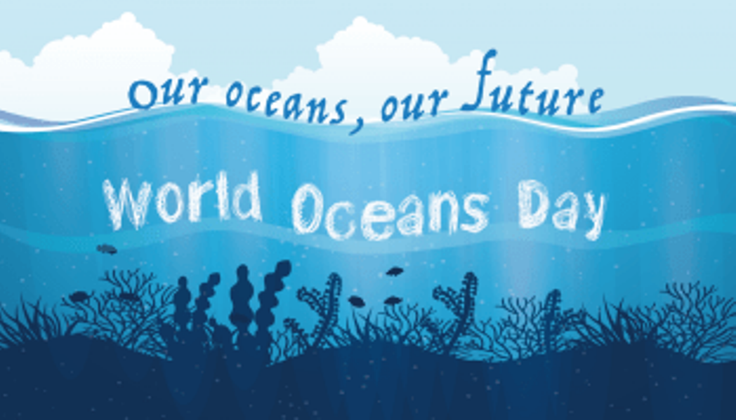 Pakistan Navy celebrates World Oceans Day