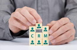 top 10 small business CRM