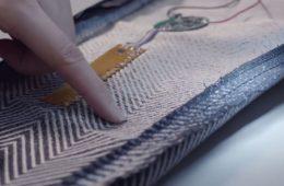 Apple's Smart Fabric Patent