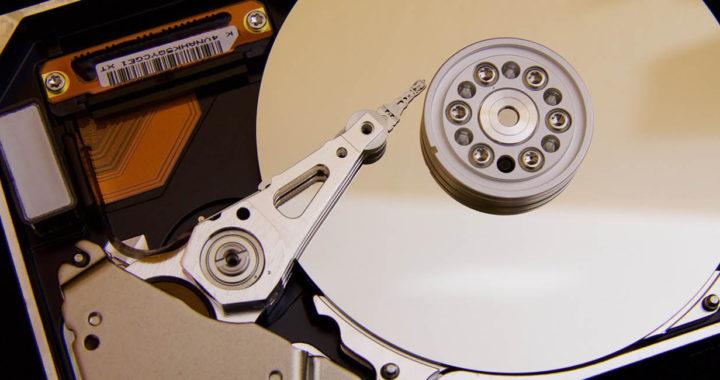 $381 million Bitcoin hard drive