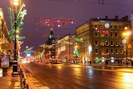 Russia-night-view