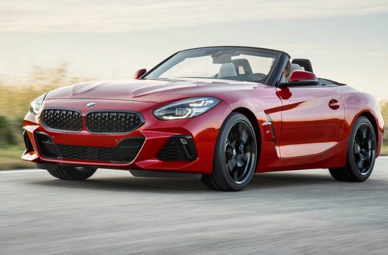 2019 BMW Z4 launch