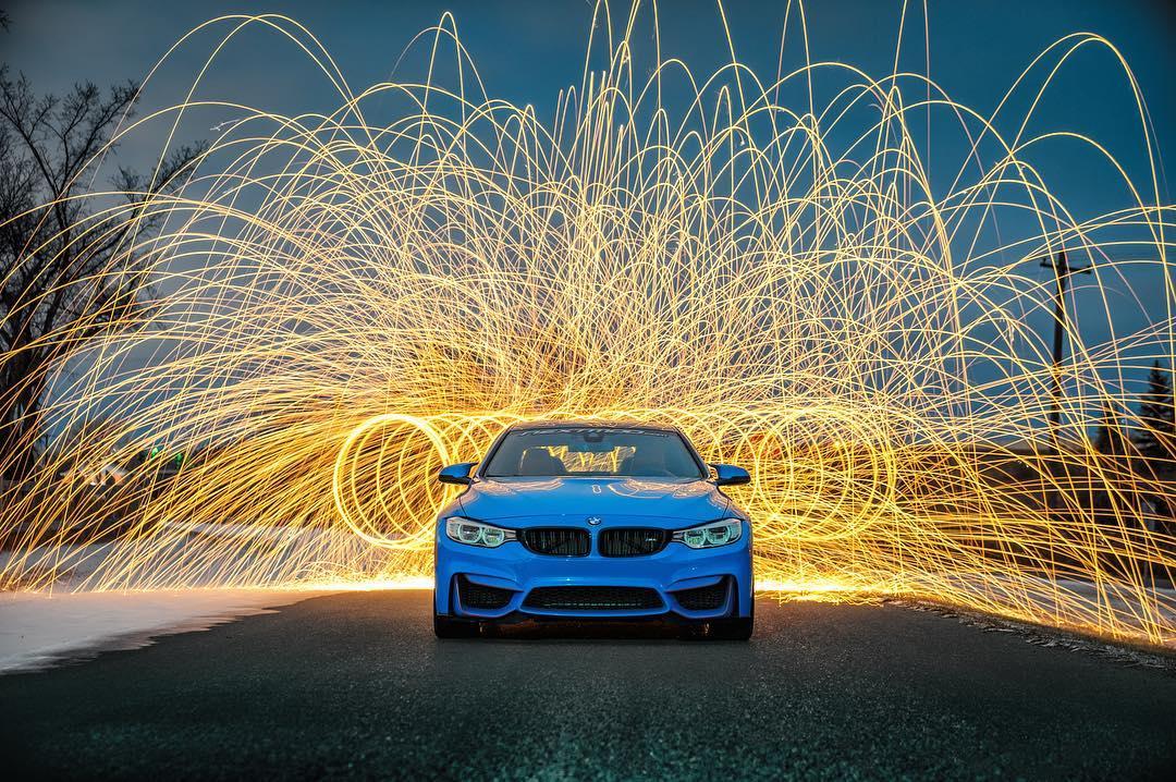 BMW M4 Twitter