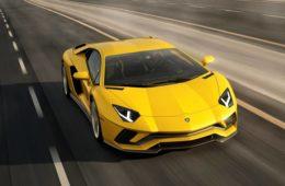 Lamborghini Aventador Hybrid