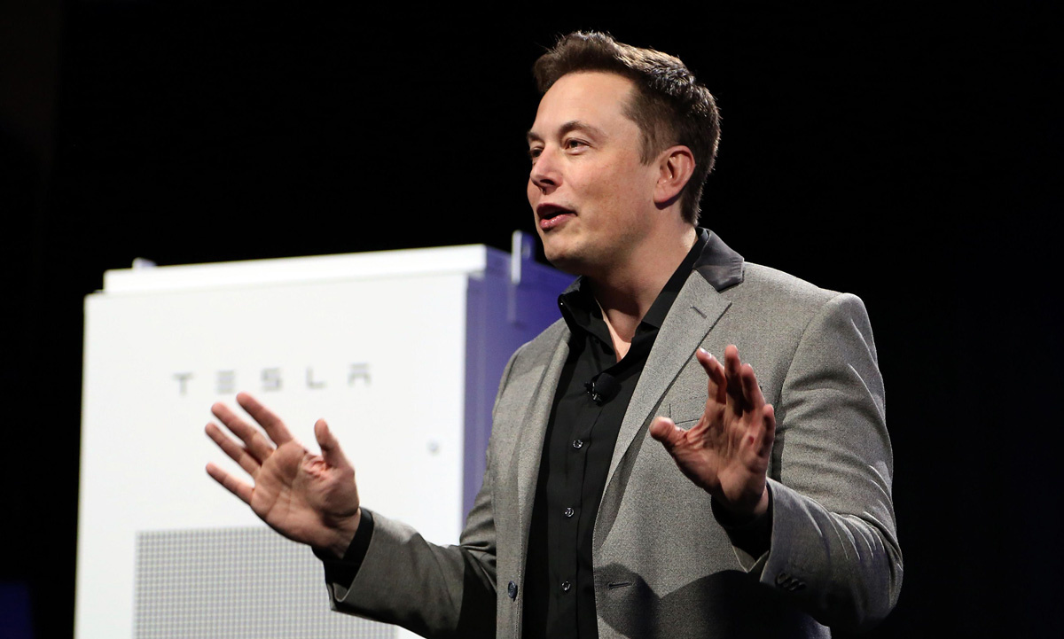 The face of White addiction: Elon Musk just cost Tesla $4.6B