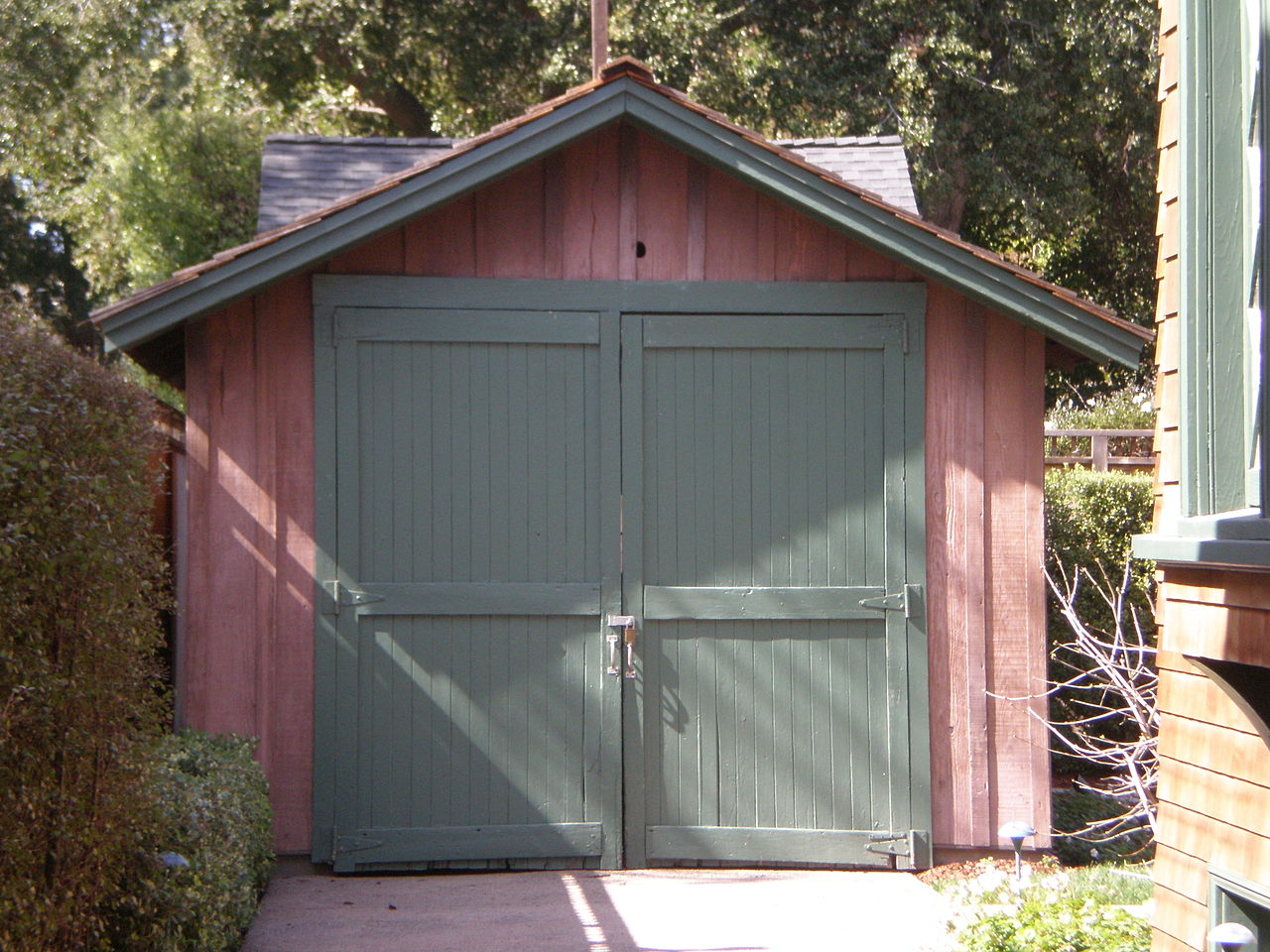 HP was founded in David Packard Garage
