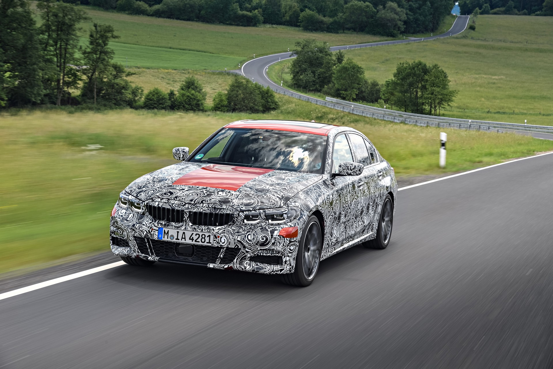 2019 BMW 3 series launch date
