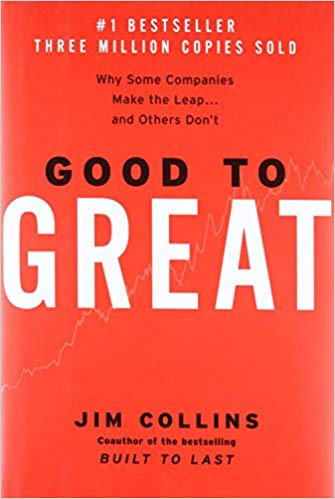 Good to great - David Packard