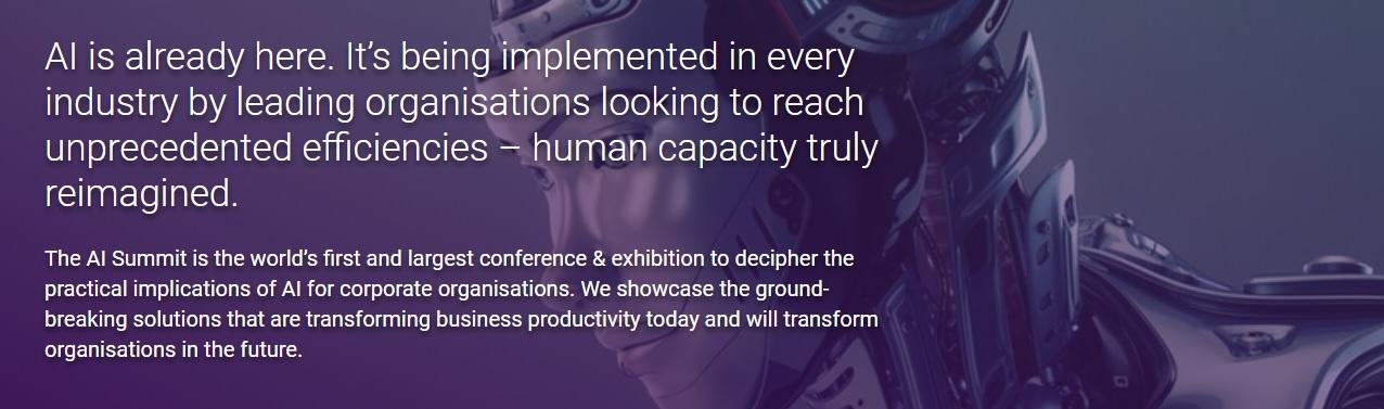 AI Summit 2018 - Techxlr8