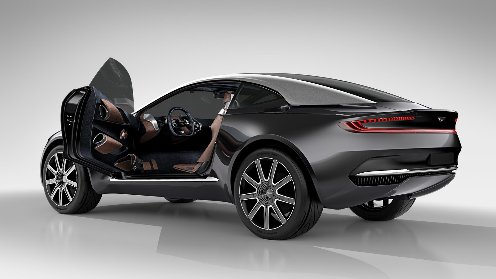 Aston Martin DBX SUV launch date