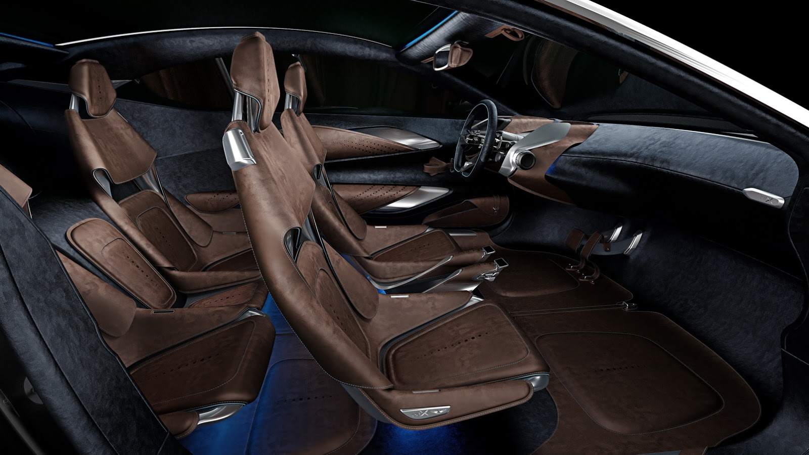 Aston Martin SUV launch