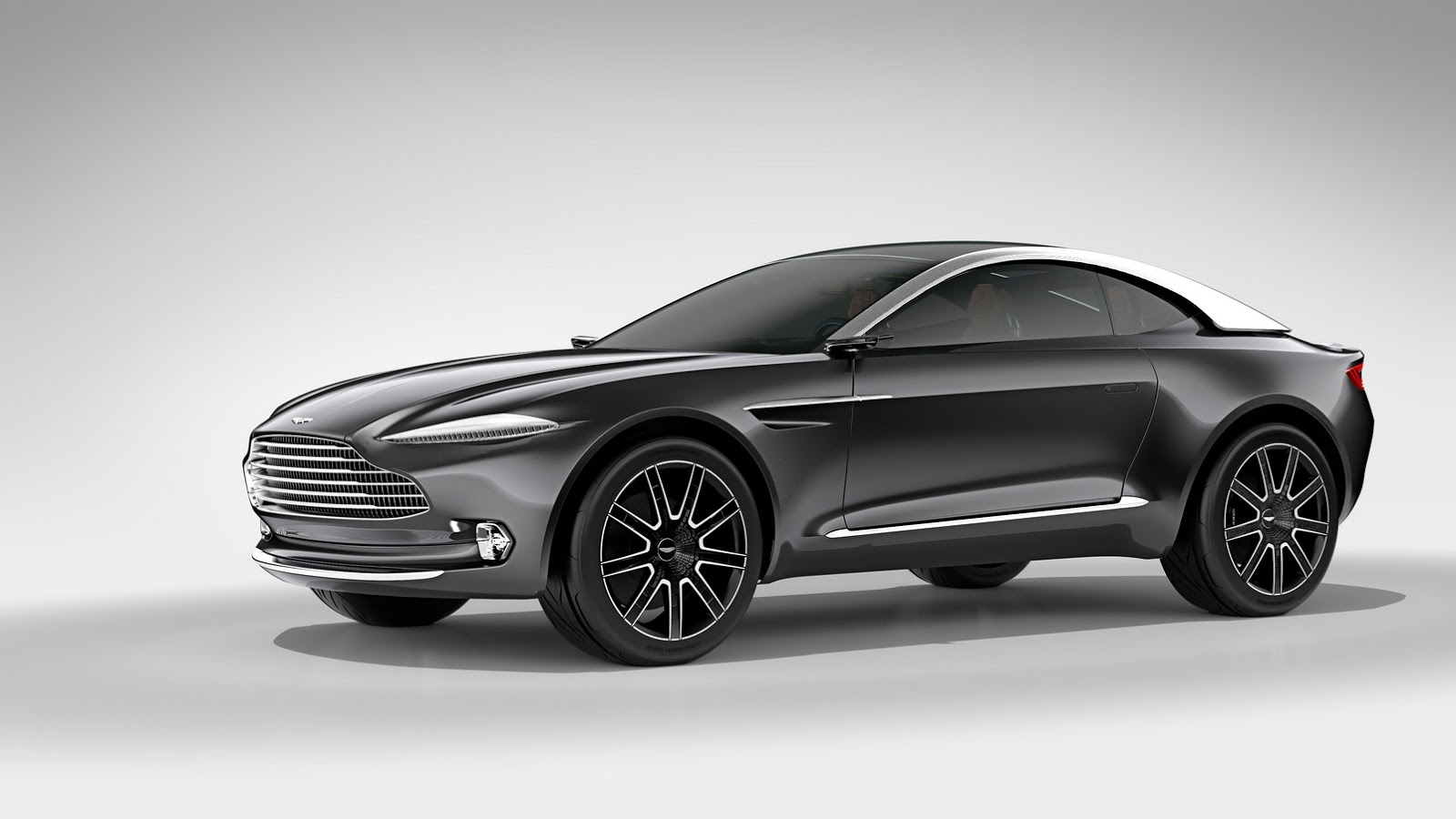 Aston Martion DBX SUV launch