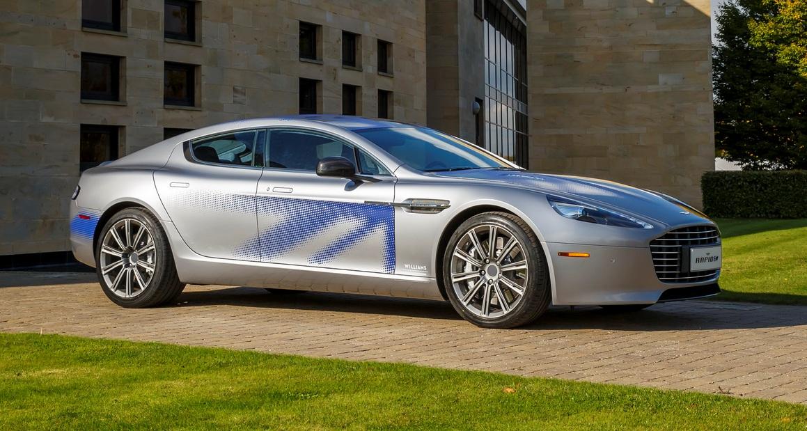 Aston martin Rapide E performance