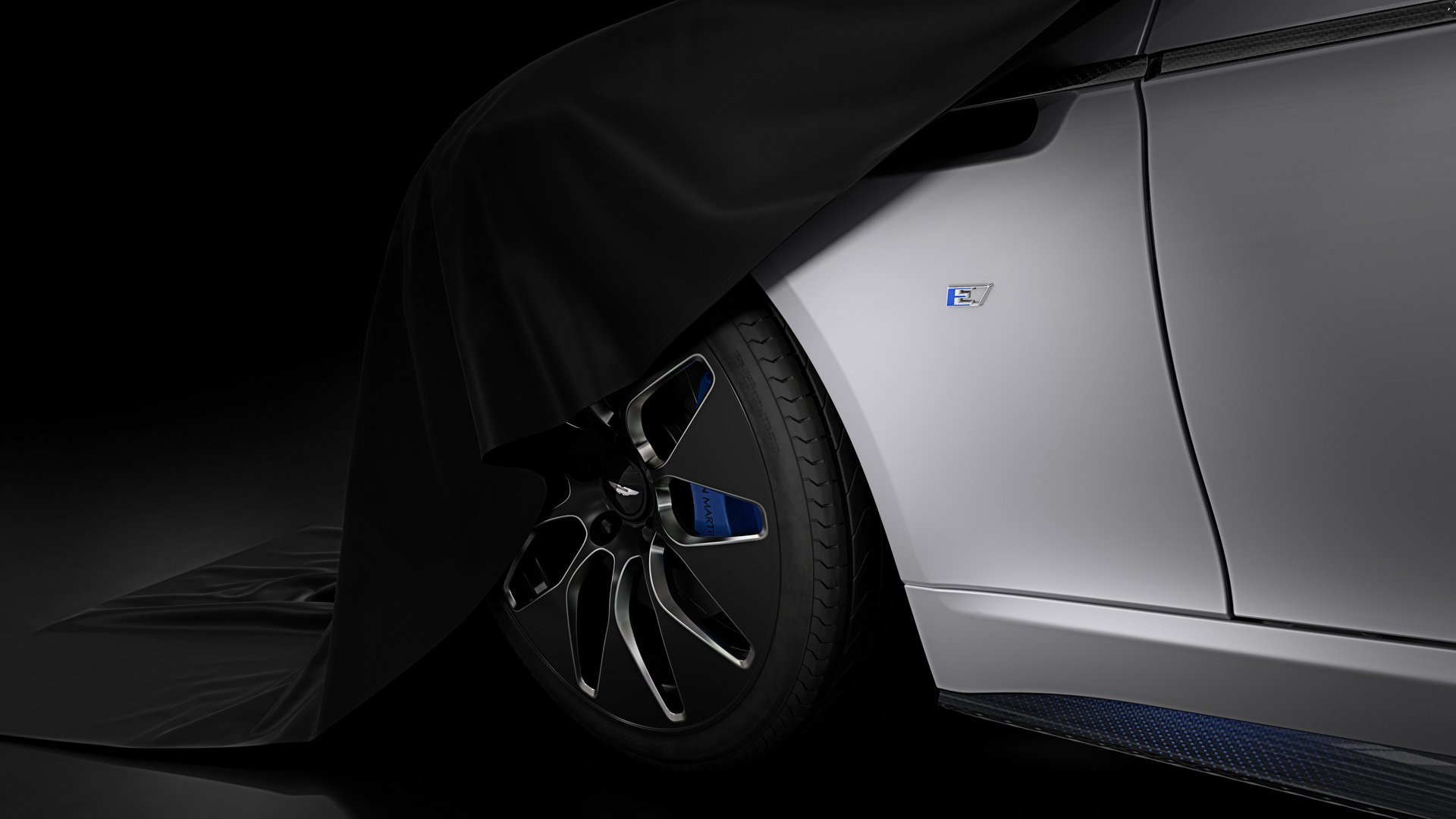 Aston martin rapide e range