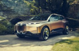 BMW iNEXT crossover concept