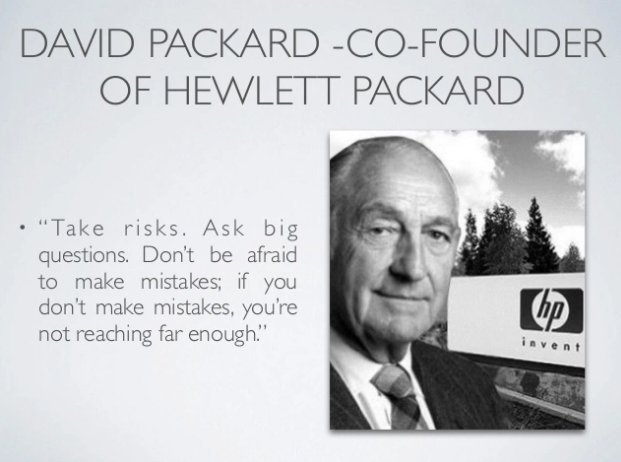 David Packard quotes