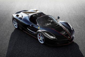 Ferrari future lineup