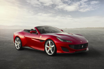 Ferrari Portofino India price