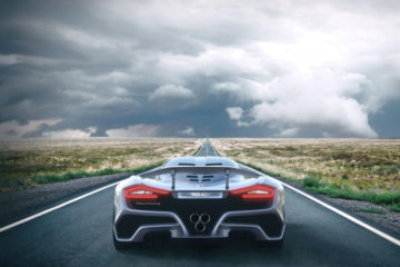 Hennessey Venom F5 500kph