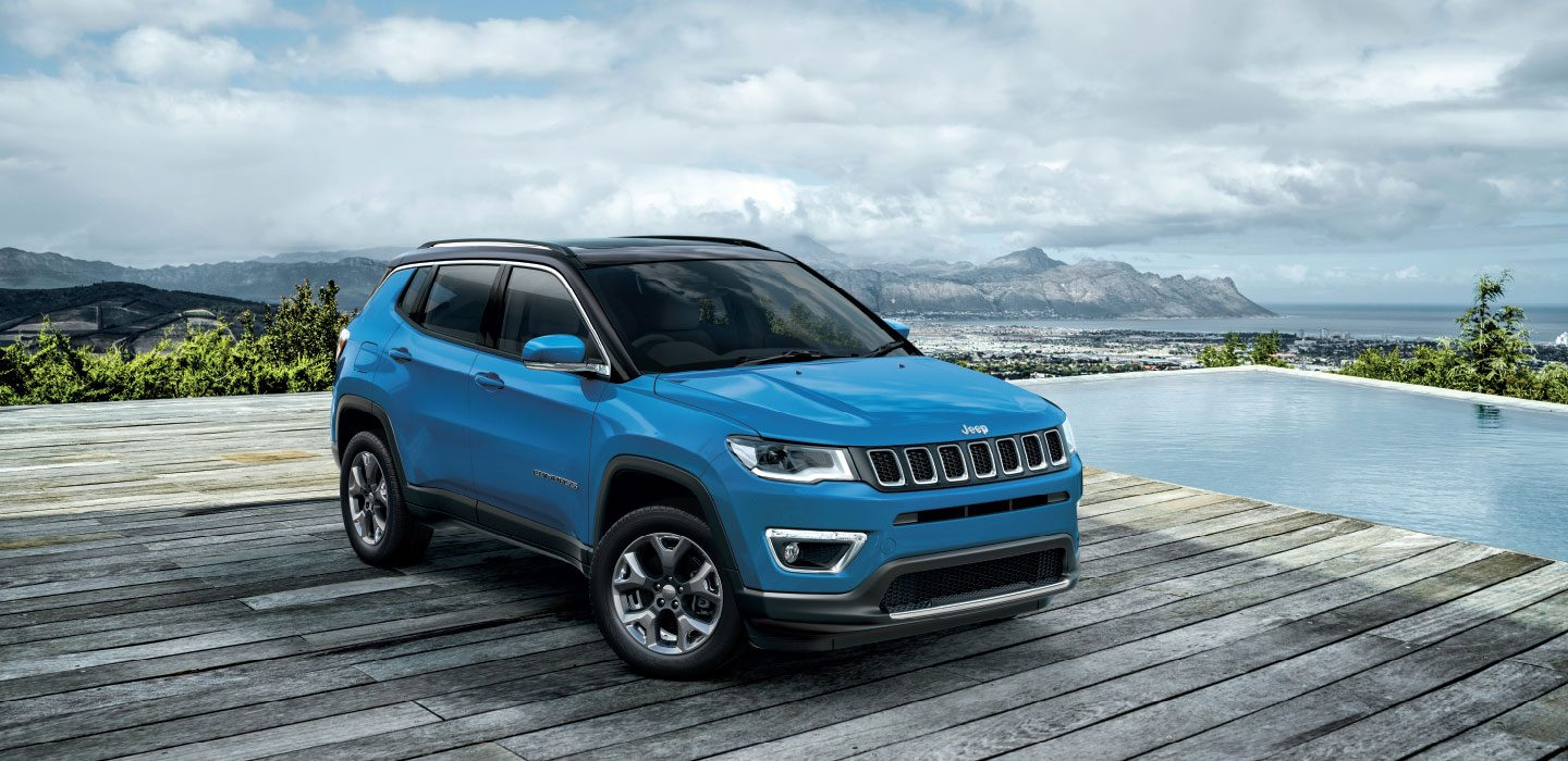 Jeep compass limited plus price