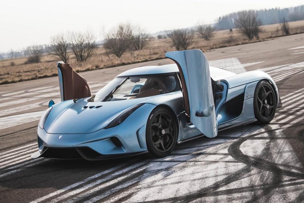 Koenigsegg embarrased by Tesla