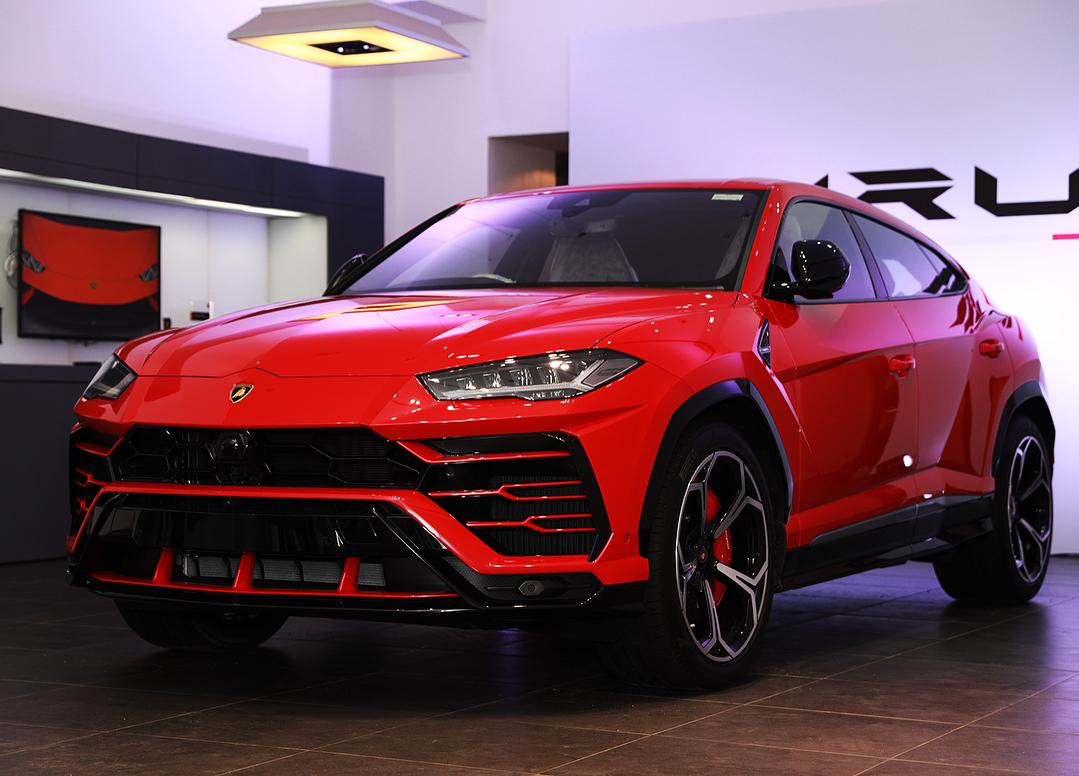 Lamborghini Urus Mumbai