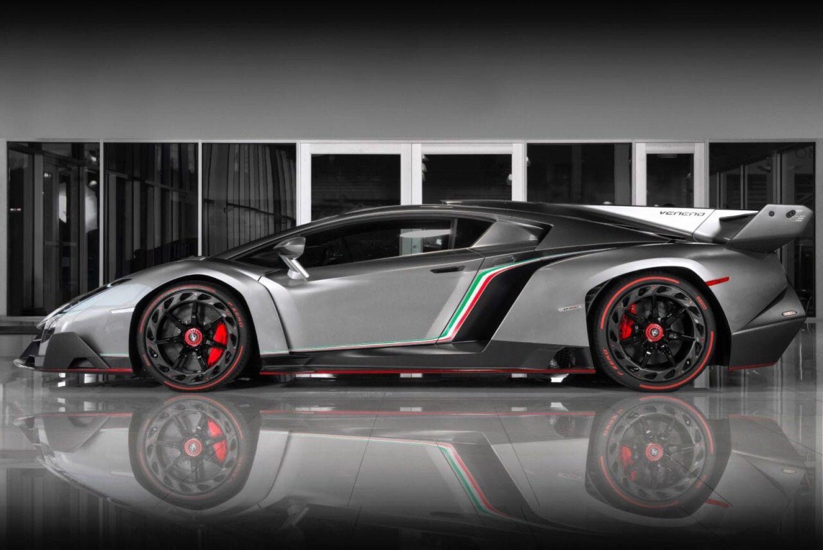 Lamborghini Veneno owner