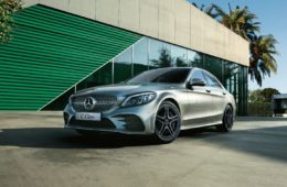 Mercedes Benz C-Class Petrol India price