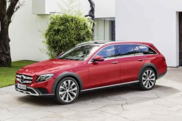 Mercedes-Benz E-Class All-Terrain India launch