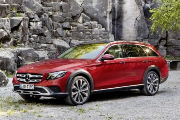 Mercedes-Benz E-Class All-terrain India price