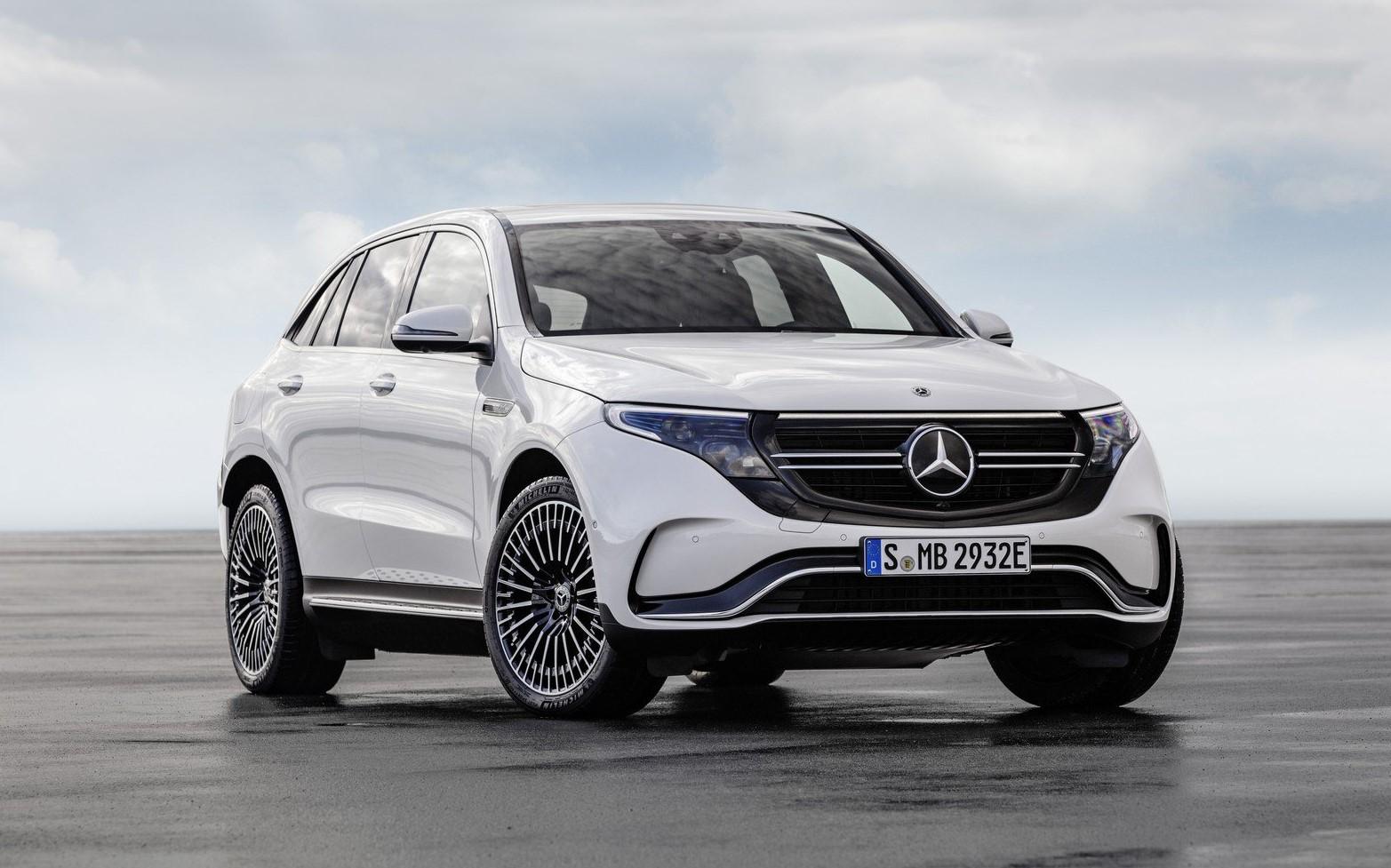 Mercedes EQC AMG