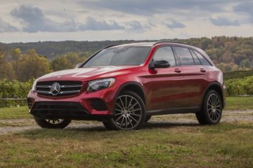 Mercedes GLC export Pune to US