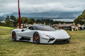 SSC Tuatara speed record