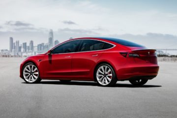 Tesla Model 3 outsold BMW