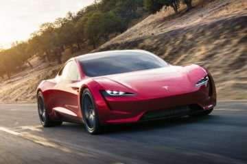 Elon Musk wants his Tesla Roadster to Hover