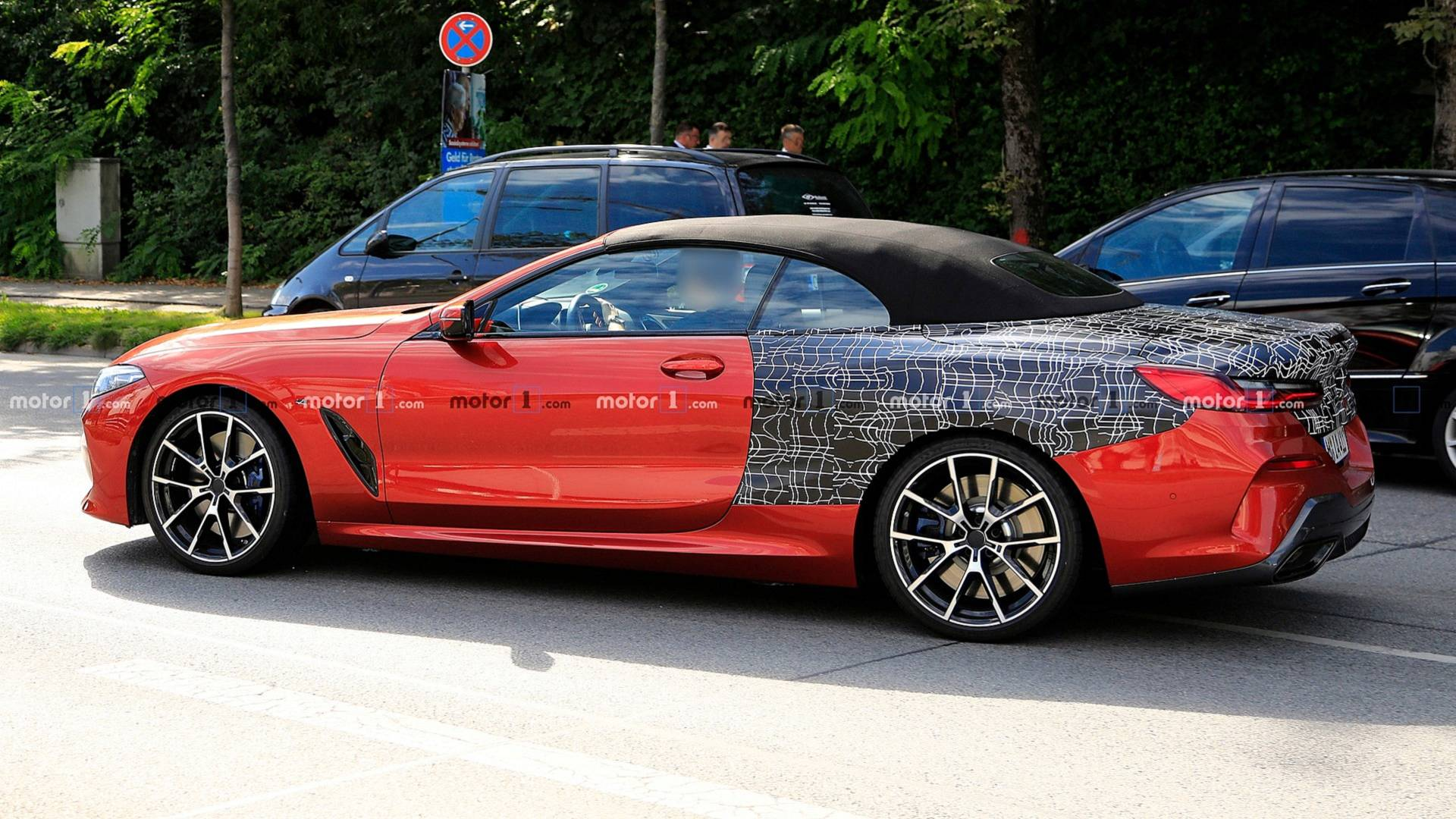 bmw 8-series convertible launch