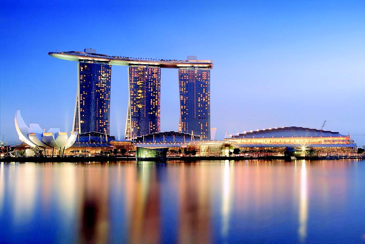Techxlr8 Asia at the Marina Bay Sands Expo and Convention Centre, Singapore