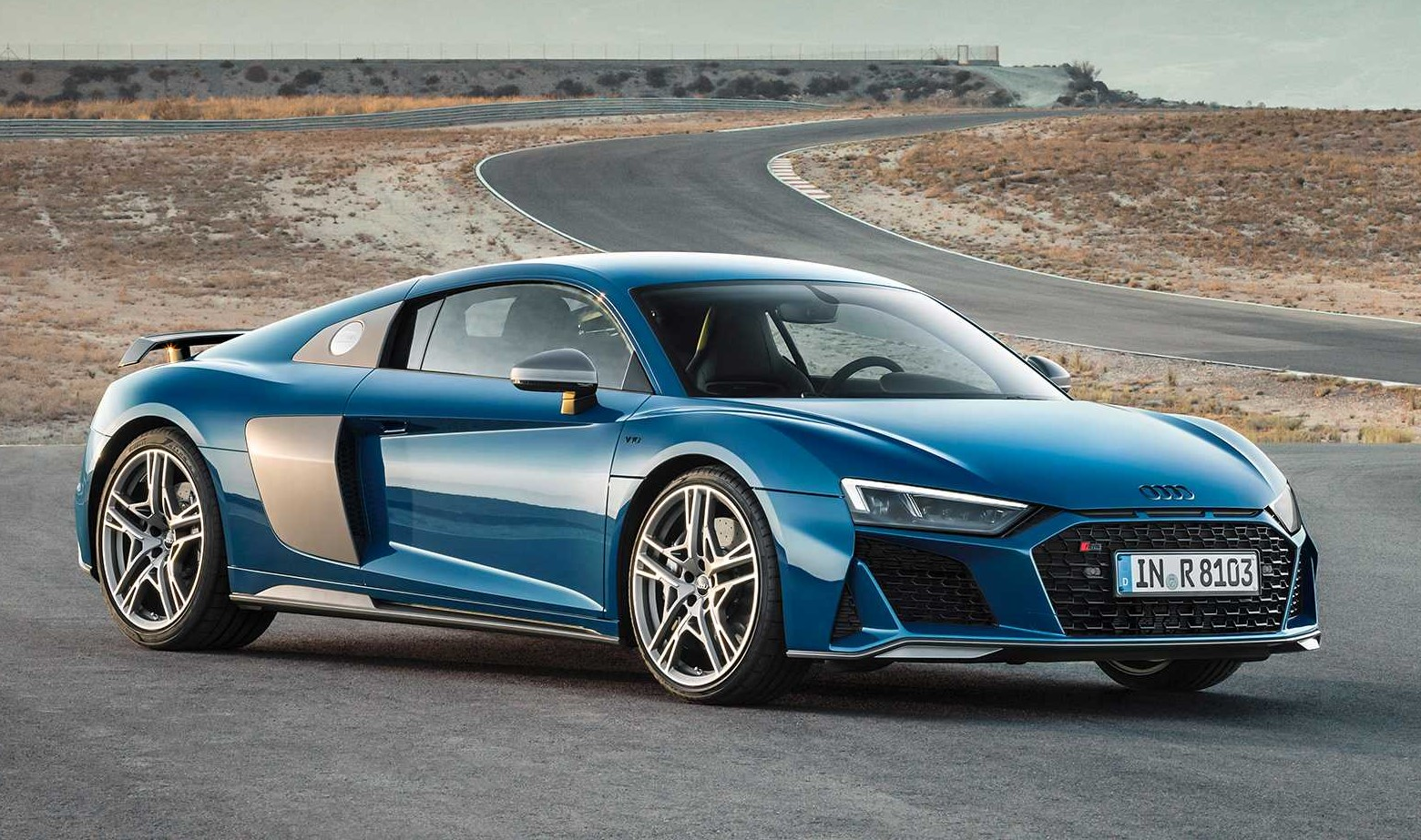 2019 audi r8 gets a more powerful v10 an angry face and. Black Bedroom Furniture Sets. Home Design Ideas