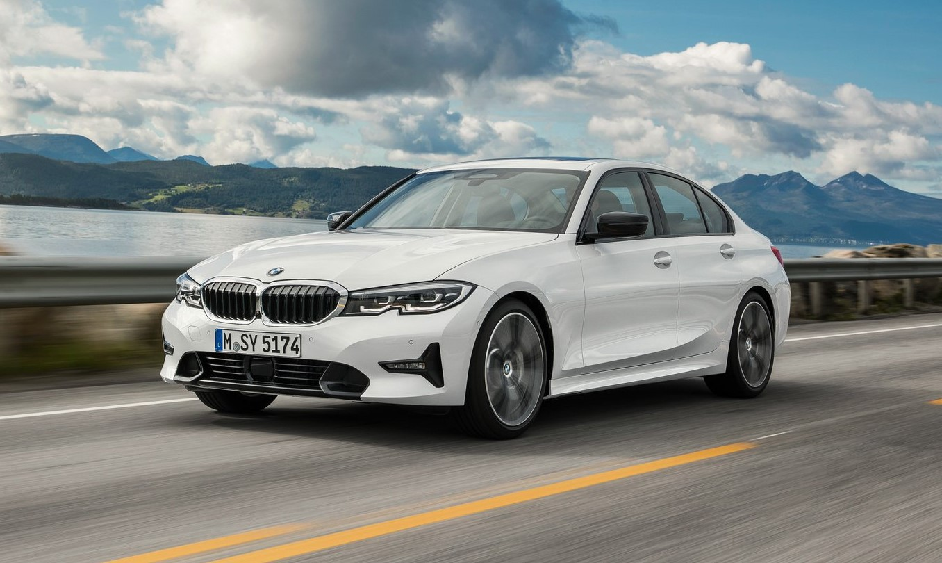 2019 BMW 3 series on road price