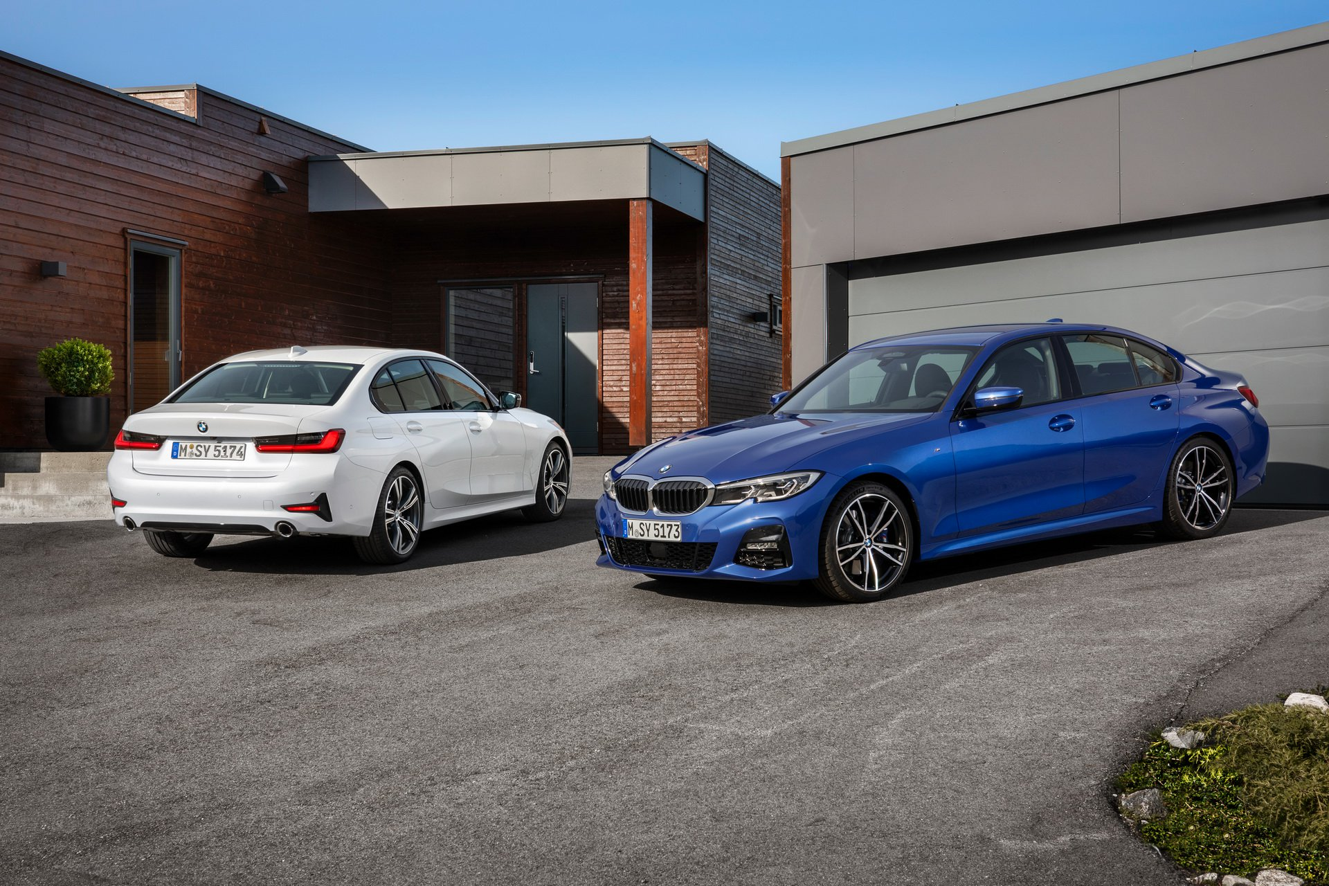 2019 BMW 3 series variants