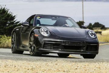992 Porsche 911 hybrid