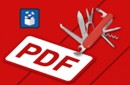 Able2Extract Professional: A Swiss Army Knife for PDF Tasks