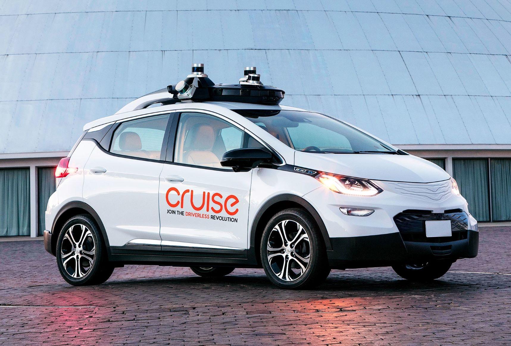 Honda GM investment Cruise Automation