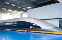 Hyperloop TT Quintero One