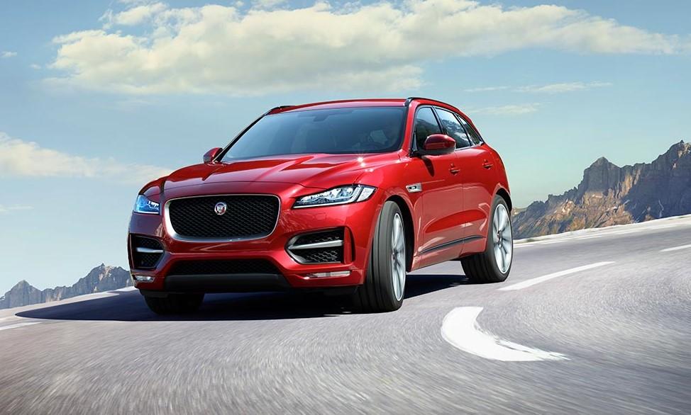 Jaguar F-Pace Petrol India