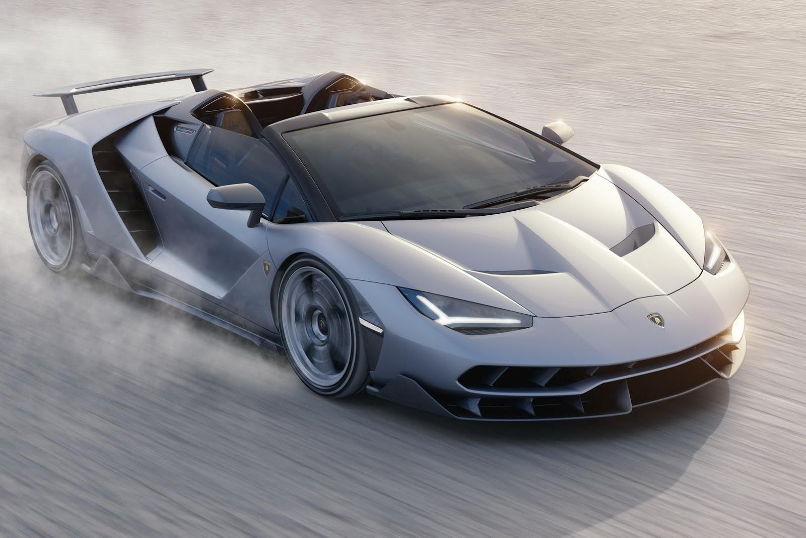 Lamborghini Valkyrie rival hypercar